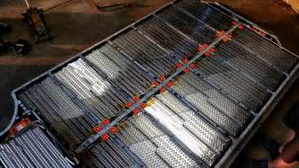 Tesla Electric Car Battery Replacement Image Gallery Tesla Battery