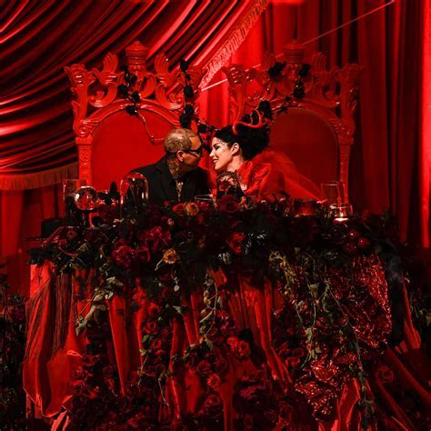 "Kat Von D?s Gothic, ""Eccentrically Obscure"" Wedding Was"