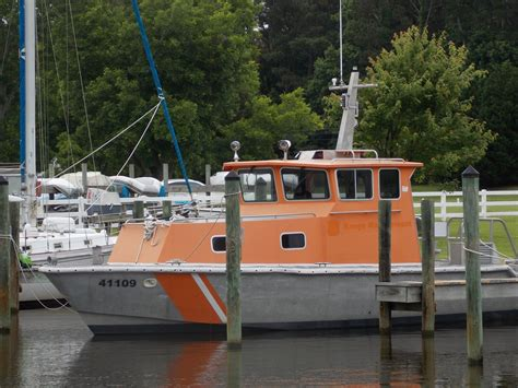 coast guard boats for sale 1972 used us coast guard utb 41 commercial boat for sale