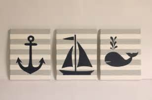 Nautical Wall Decor For Nursery Wall Decor Nautical Simple Home Decoration