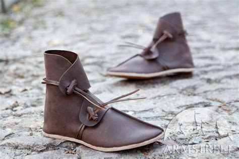 Handmade Shoes - handmade age leather shoes boots for sale