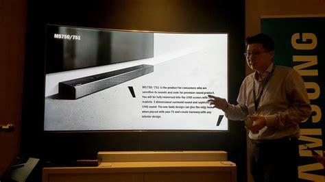 Tv Samsung Di Malaysia samsung soundbar hw ms751 dan pemain 4k hd ubd m8500 dilancarkan di malaysia amanz