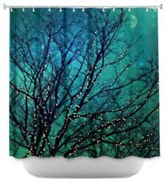 unique shower curtains shower curtain unique from dianoche designs magical