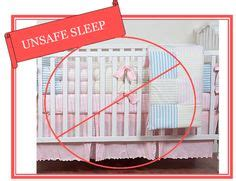 Do Crib Bumpers Cause Sids by Unsafe Cribs On