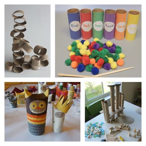 Toddler Crafts With Toilet Paper Rolls - 12 toilet paper roll crafts for recycle toilet