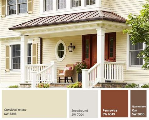 pale yellow exterior paint colors are in in 2015 see