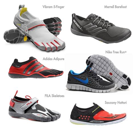 barefoot athletic shoes the benefits of barefoot running where s the evidence