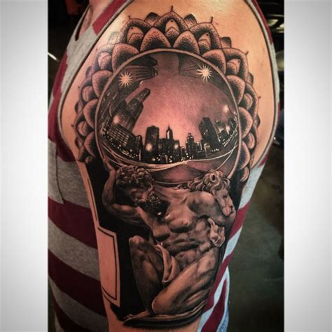 modern ink tattoo 25 best ideas about atlas on