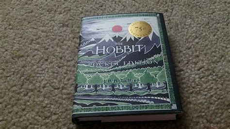 the hobbit pocket version 0007440847 the hobbit pocket edition youtube