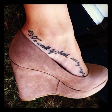 tattoo ankle bible verse tattoos designs ideas and meaning tattoos