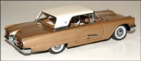 phillymint danbury mint  ford thunderbird coupe
