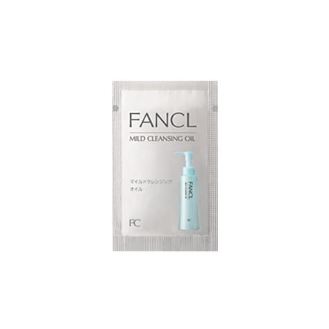 Mild Detox For The by Fancl Cleansing Mild Cleansing 10 Packets