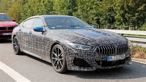 2019 Bmw 8 Series Gran Coupe by Bmw Serie 8 Gran Coupe Arriva Al Nurburgring Bmwnews