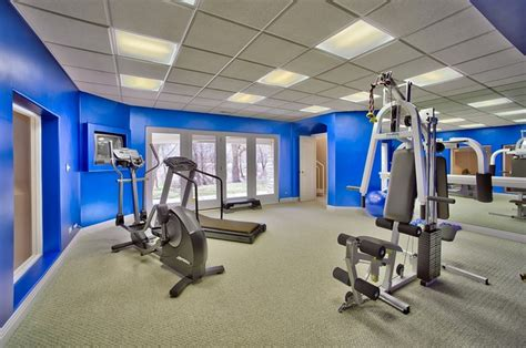 Awesome Ceiling Fans exercise room