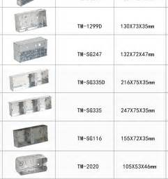 light in the box size chart 3 quot by 3 quot 25mm height 0 9mm thickness bs4662 metal