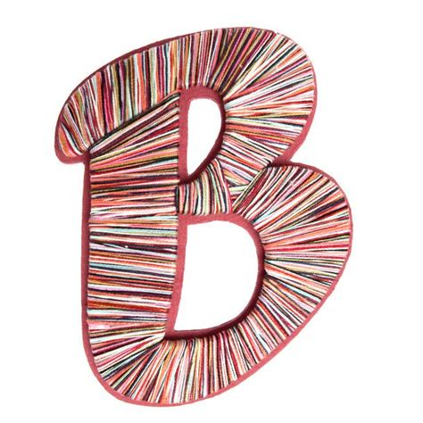 yarn covered letters 99 best architectural letters project images on