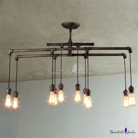 industrial pipe light fixture best 25 pipe lighting ideas on rustic