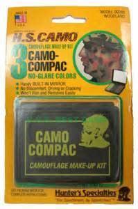 hunters specialties  color camo compac makeup kit