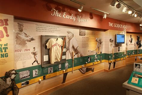 museum exhibition layout software louisville slugger museum exhibit design on behance