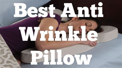 Wrinkle Prevention Pillow by Anti Wrinkle Pillow Best Wrinkle Prevention Pillow