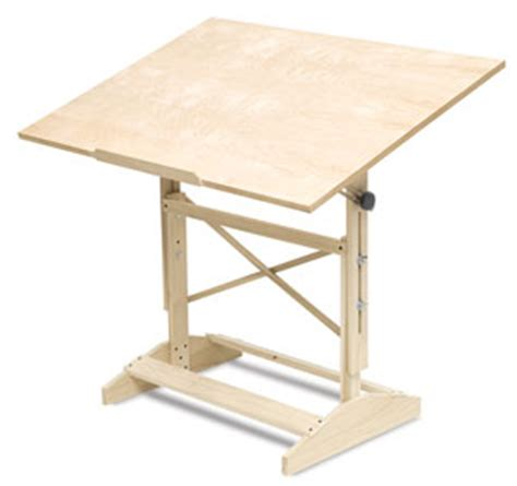 Drafting Table Prices Wood Drafting Table Blick Materials