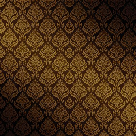 european pattern background european gorgeous pattern vector background free vector