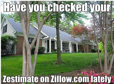 zillow zestimate home values