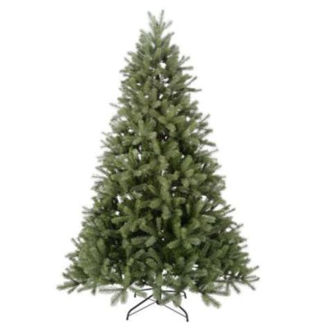 home depot 9 foot douglas fir artificial treee home accents 7 5 ft douglas fir swept artificial tree pedd1 502 75 the