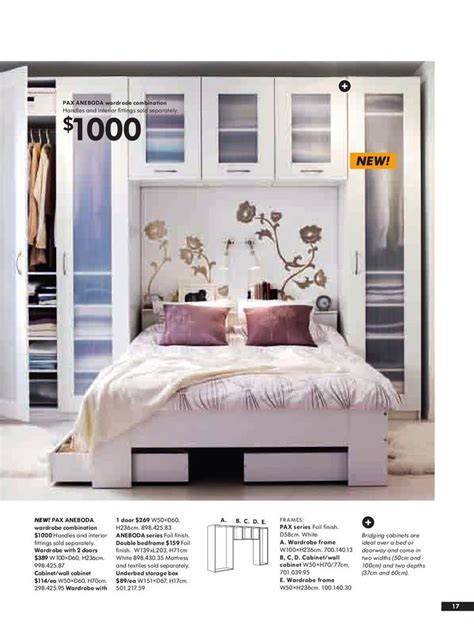 ikea small rooms best 25 wardrobes for bedrooms ideas on pinterest