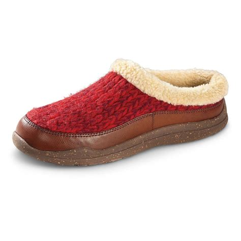 acorn shoes acorn s wearabout clog slippers 644819 casual