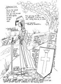 armor of god coloring pages armour coloring pages