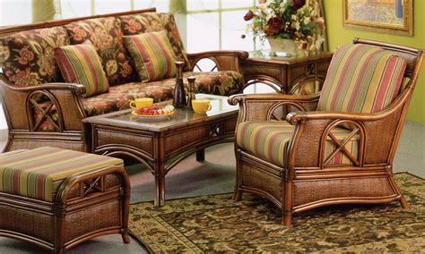 Best Rattan Indoor Furniture Photos   Decoration Design
