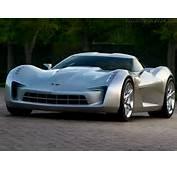 Chevrolet Corvette Stingray Concept High Resolution Image 1 Of 6