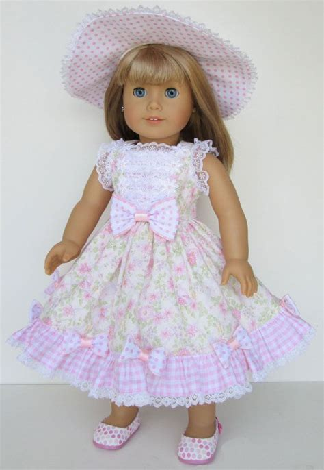 olivia doll house american girl doll handmade clothes quot olivia quot tea length dress in 3