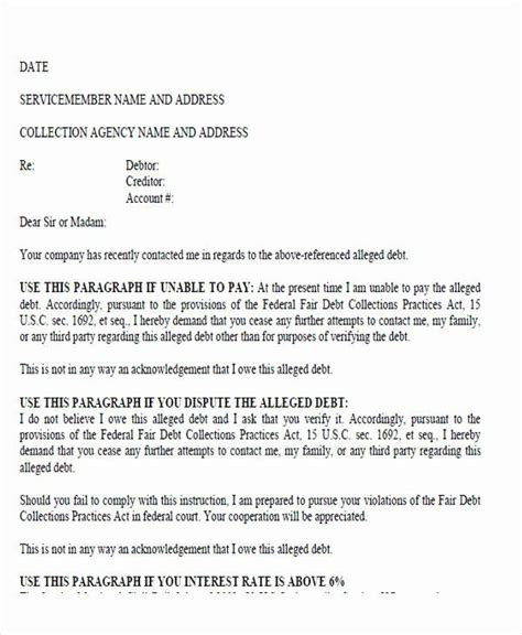 collection demand letter template elegant demand letter