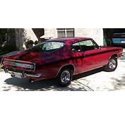 1967 Plymouth Barracuda  Muscle Car