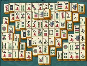 Free mahjong game to play online eliminate the tiles from the