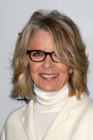 diane keatons layer cut diane keaton fun layered hairstyle diane keaton pinterest