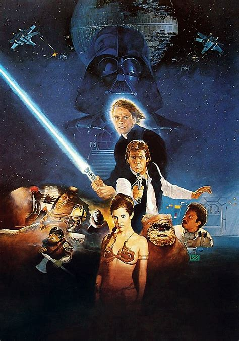 The Return Of by Community X Return Of The Jedi To Celebrate The Return