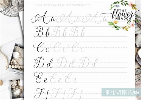 hand lettering tutorial worksheet calligraphy tutorial learn calligraphy hand lettering