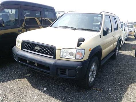 nissan terrano 1999 nissan terrano 1999 japanese used car exporter element