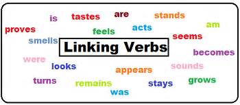 related keywords suggestions for linking verbs