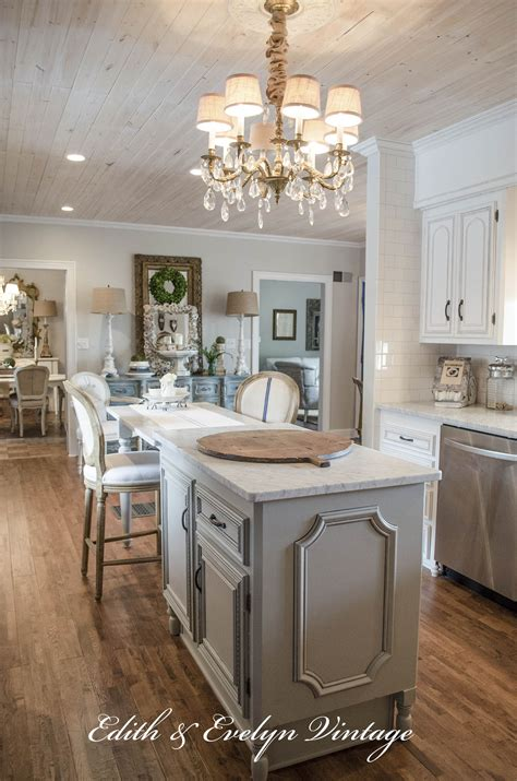 transformation   french country kitchen