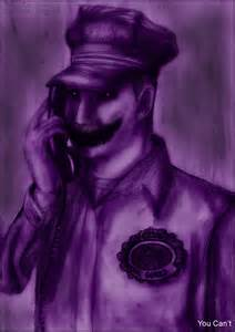 Purple guy you can t fnaf by dye macabre on deviantart