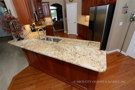 Wood Countertops St Louis by Granite Countertop Gallery St Louis Gallery Arch City