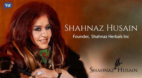 jabir husain biography in hindi inspiring success story of shahnaz husain the herbal