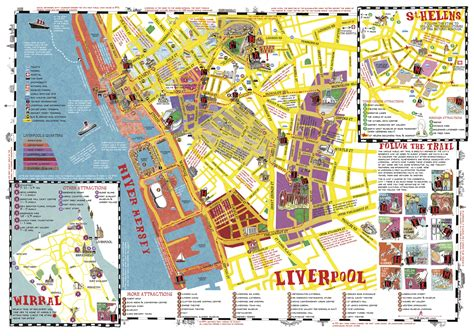 printable map liverpool city centre mistermunro liverpool discovers map