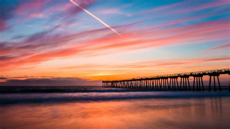Hermosa Hawaiian Pink top 10 los angeles locations for sunset photographs
