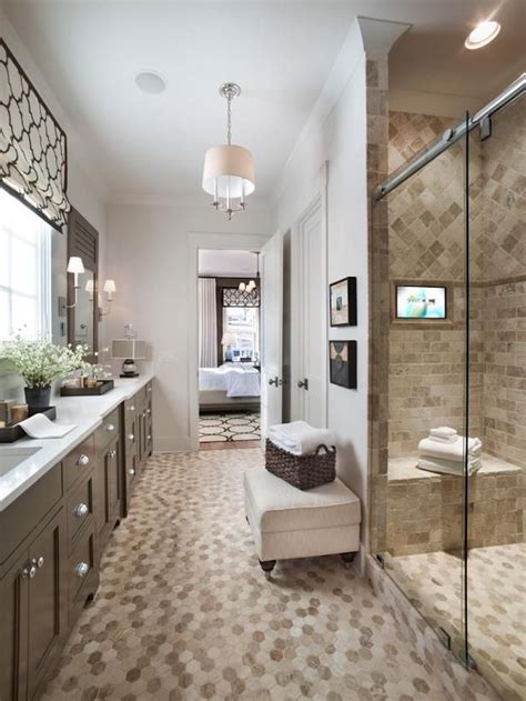 bathroom ottoman upholstered ottoman in master bathroom decoist
