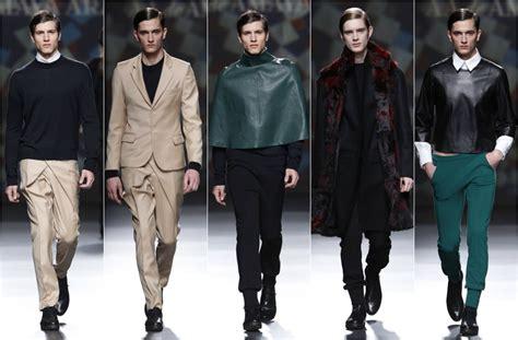 imagenes moda invierno 2015 hombre los hombres de la fashion week madrid